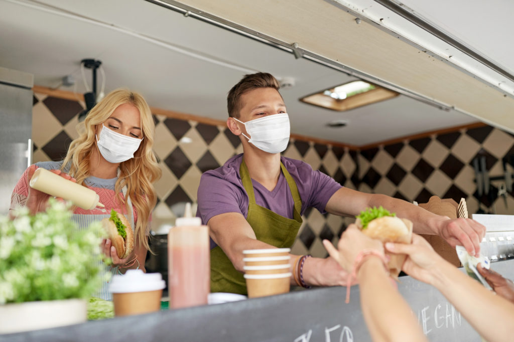food truck safety during COVID-19